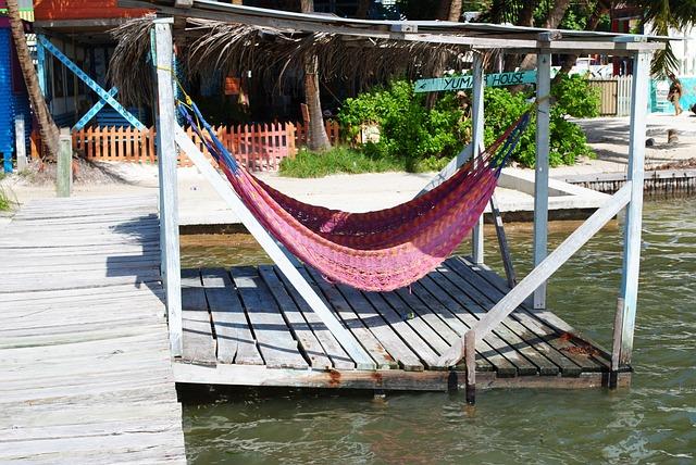 Belize, Cay Caulker, Ambergris, Central America, Island