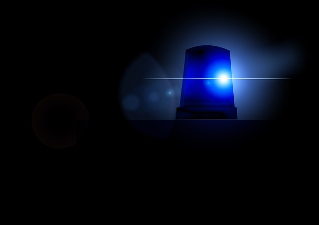 Blue Light, Siren, Ambulance, Police, Alarm, Emergency
