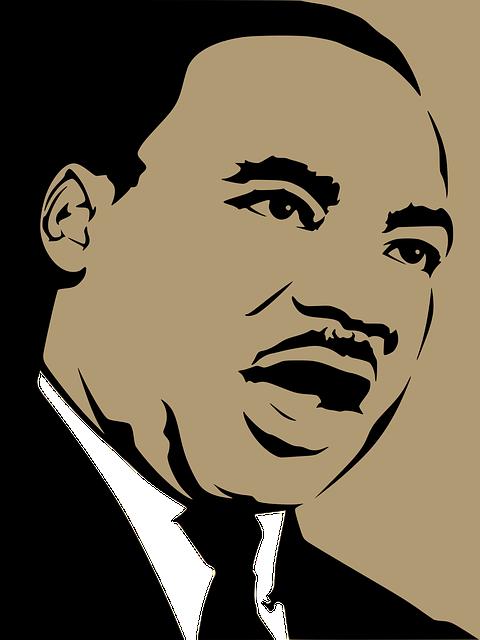 Martin Luther King, Blacks, Usa, America, Freedom