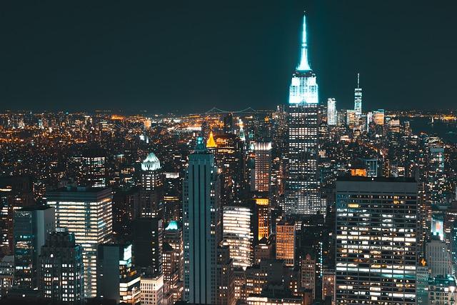 America, Architecture, Buildings, City, Cityscape