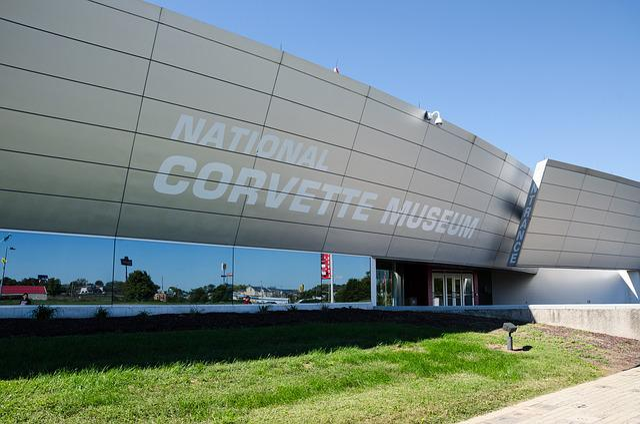 Usa, America, Corvette, National Corvette Museum