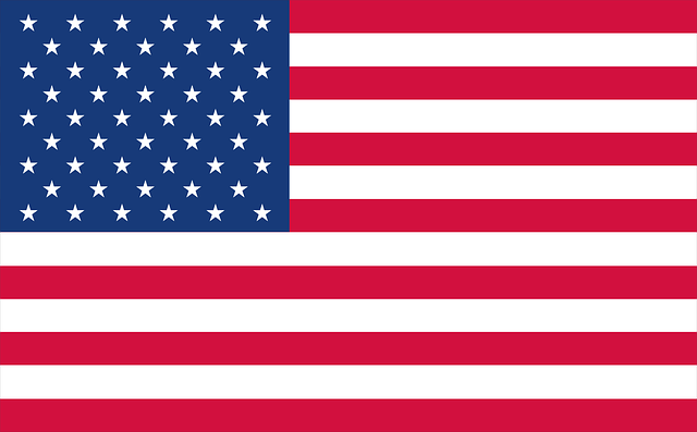 America Flag, America, American Flag, Flag, Red, Blue
