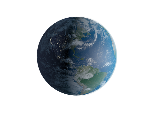 Earth, World, Globe, Planet, Blue, Sphere, America