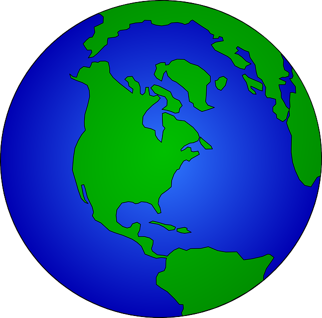 Earth, Globe, World, America, Geography, Planet, Global