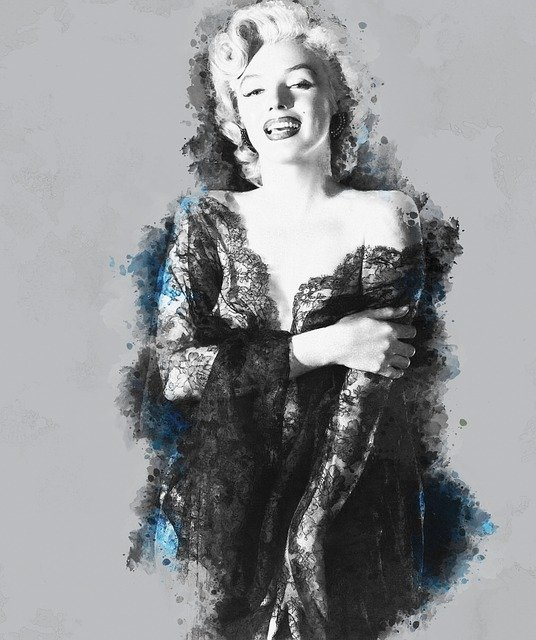Marilyn Monroe, Actress, America, Usa, Beauty, Woman