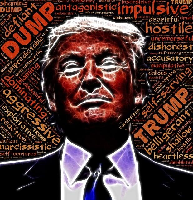 Trump, Politics, President, United States, America