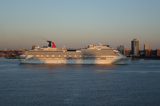 Ship, Water, America, Cruise Ship, Travel, Boot