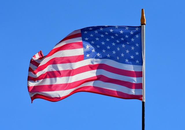 Flag, America, Usa, United States, American Flag, Land