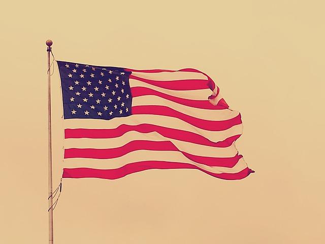 American Flag, Usa Flag, Flag, American, Symbol, Usa