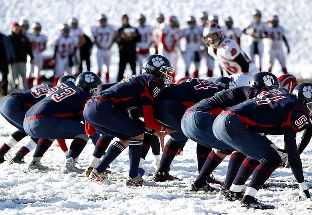 American Football, Football Team, Offense, Quarterback