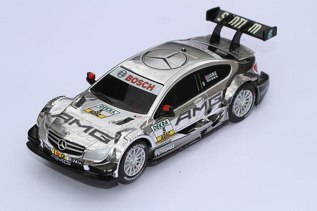 Carrera, Racecourse, Racing Car, Amg, Toys, Mercedes