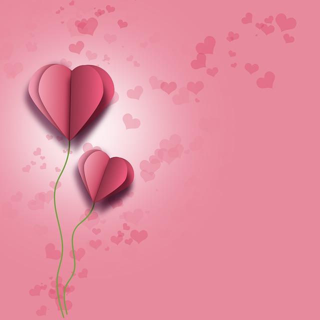 Heart, Love, Romance, Amorous, Map, Valentine's Day