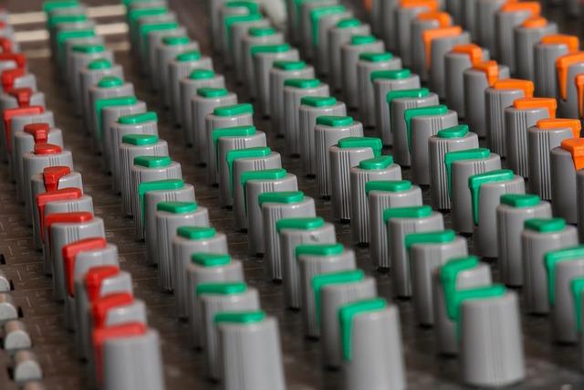 Mixer, Amplifier, Amp, Power Mixer, Controller, Audio