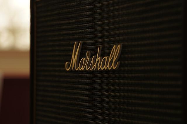 Marshall, Amplifier, Amplification, Music, Sound, Rock