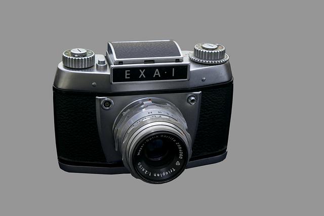 Lens, Aperture, Zoom, Classic, Analog, Reflex