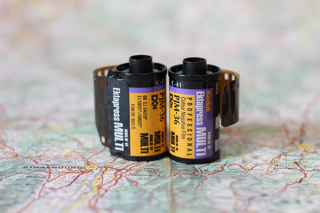 Analog, Film, Small Picture, Kleinbild Film, Kodak