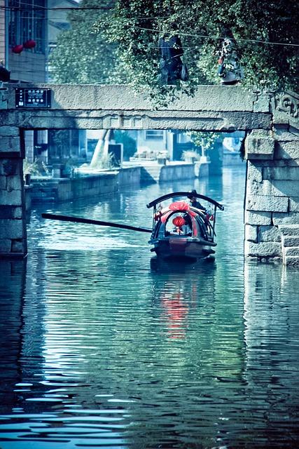 Jiangnan, Anchang, Spring
