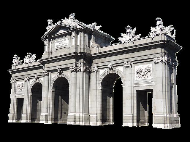 Arc De Triomphe, Construction, Ancient