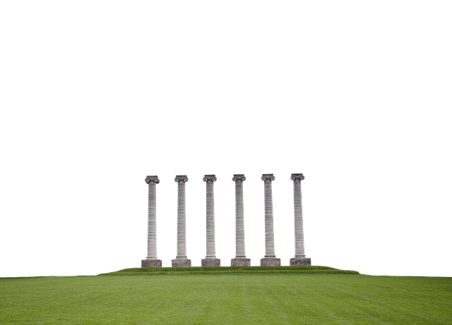 Columns, Pillars, Architecture, Ancient, Classical