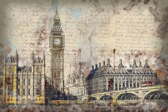 London, Westminster, Bridge, Building, Ancient, Old
