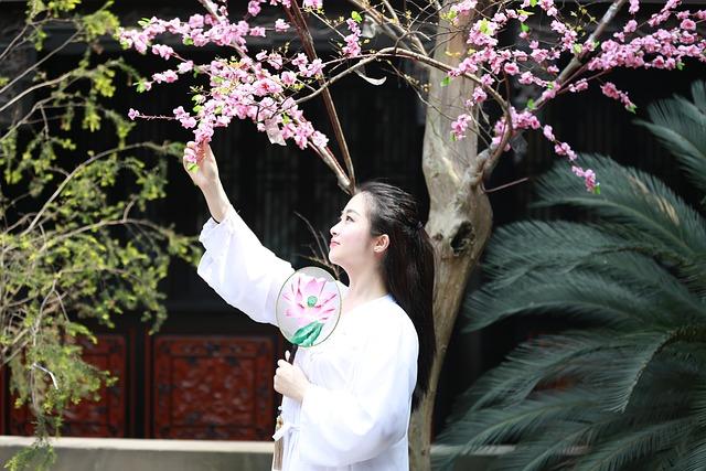 Ancient Costume, Girls, China