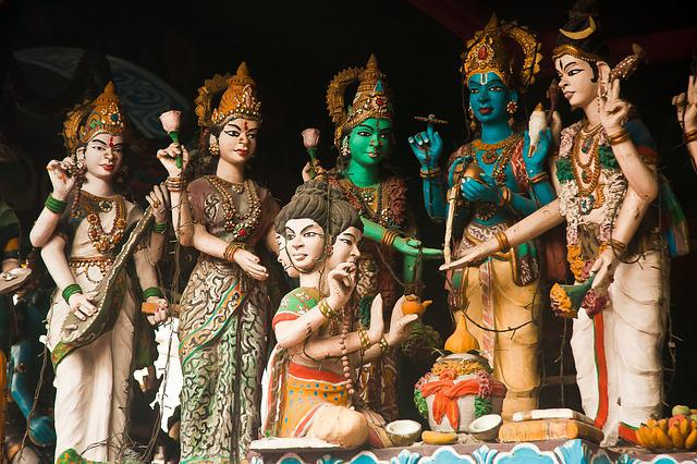 Patung, Hindu, Statue, Ancient, Spirit, Indonesia