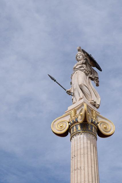 Ancient History, Athena, Athens, Greek, Mythology, Sky