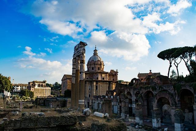 Rome, Italy, Capital, Ancient Rome, Roma Capitale