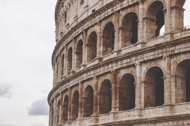 Rome, Ancient, Italy, Landmark, History, Ruins