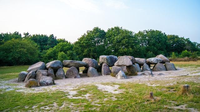 Dolmen, Drenthe, Outdoor, Nature, Ancient Times