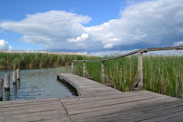 Lake Tisza, Nature Trail, And, Vizisétány, Nature
