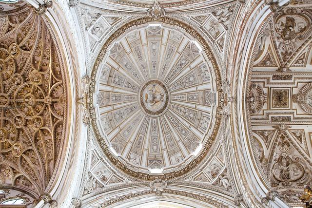 Spain, Cordoba, Architecture, Andalusia, Mezquita