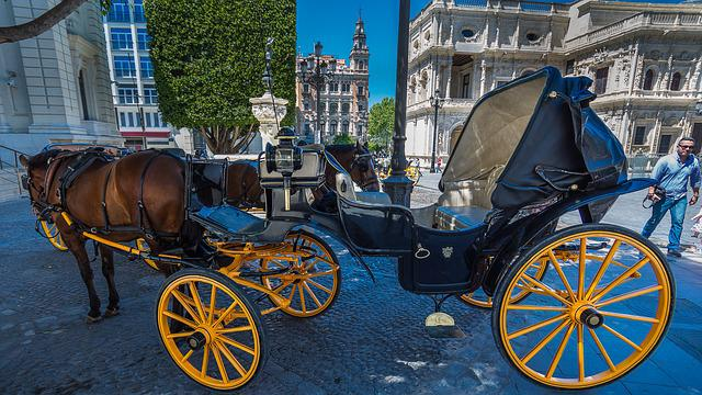 Buggy, Andalusia, Seville