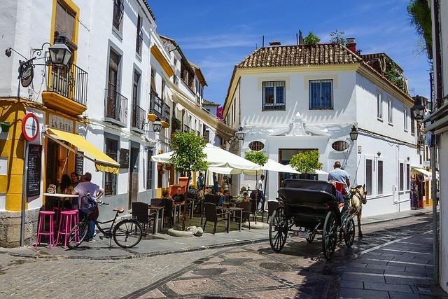 Spain, Cordoba, Andalusia, World Heritage, Mezquita