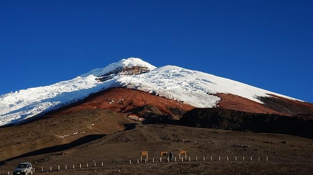 Ecuador, Cotopaxi, Andes, America, Landscape, National