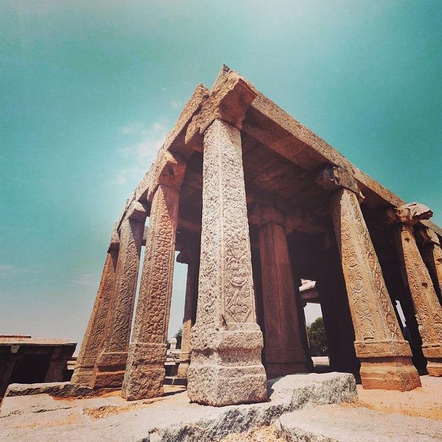 Lepakshi, Andhra, Pradesh, Ancient, Sculpture, Sacred