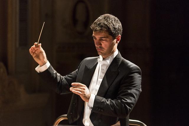 Conductor, Andrea Vitello, Concert, Music, Symphony