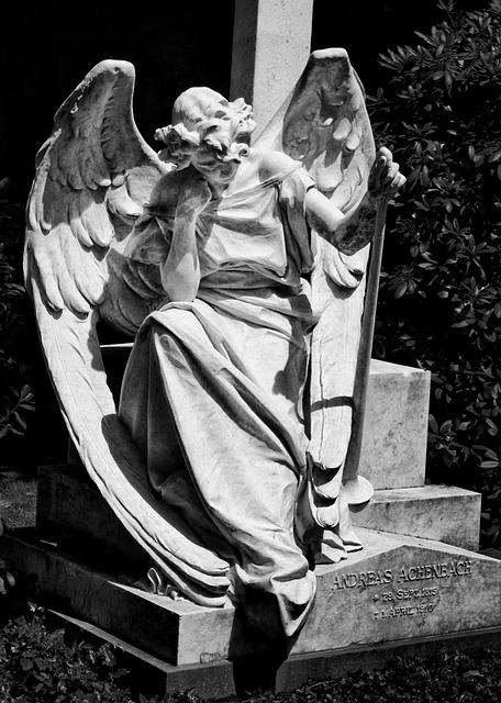 Tomb, Andreas Achenbach, Düsseldorf