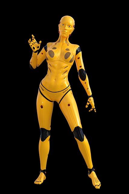 Android, Robot, Cyber, Cyborg, Futuristic, Intelligence