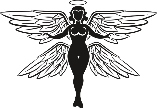 Angel, The Archangel, Character, Halo, Wings