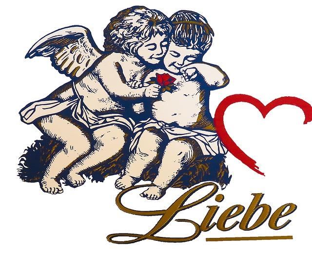 Angel, Love, Heart, Romance, Decor, Affection, Loyalty
