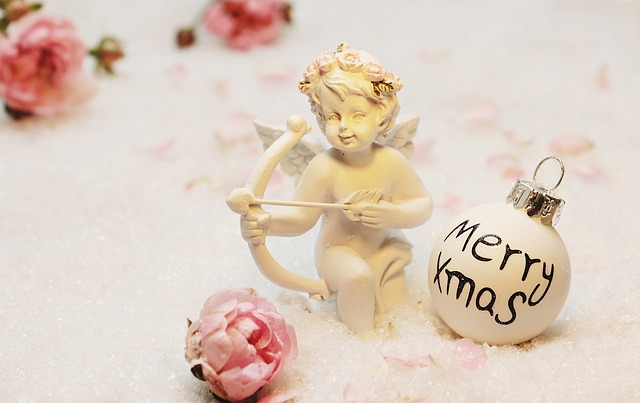 Love Angel, Angel, Amor, Merry Xmas, Fig, Symbolism