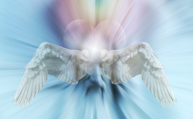 Heart, Angel, Wing, Love, Mourning, Farewell, Prayer