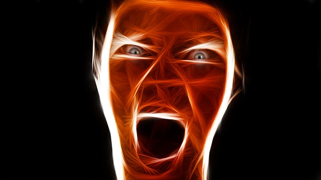 Anger, Angry, Bad, Isolated, Dangerous, Emotion, Evil
