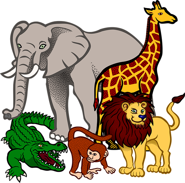Africa, Animal, Animals, Books Del Sur, Crocodile