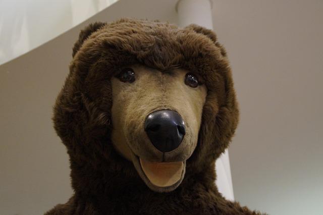 Bear, Teddy, Teddy Bear, Brown Bear, Animal, Brown