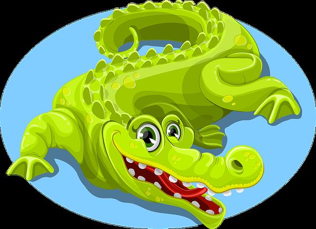 Crocodile, Animal, Wild, Danger, Reptile, Alligator