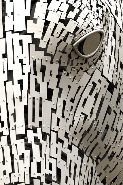 Sculpture, Metal, Steel, Horse, Animal, Falkirk