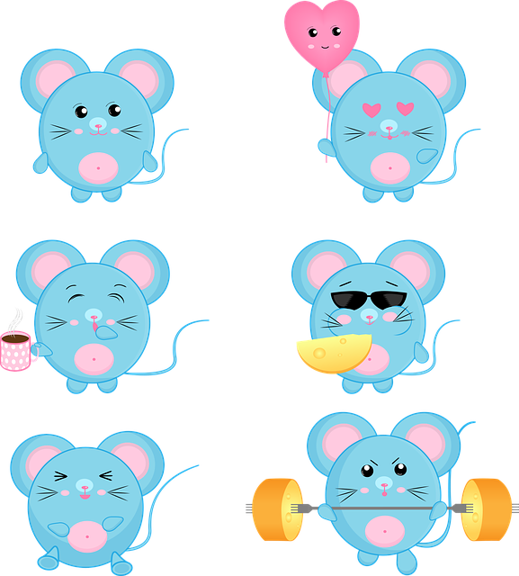 Mouse, Rat, Cute, Animal, Baby, Funny Animals, Funny