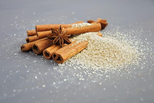 Spices, Seasonings, Anise, Cinnamon, Cinnamon Sticks